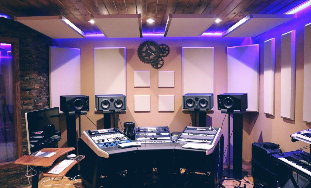 Aurora Polaris Sound Absorbing Acoustic Panels